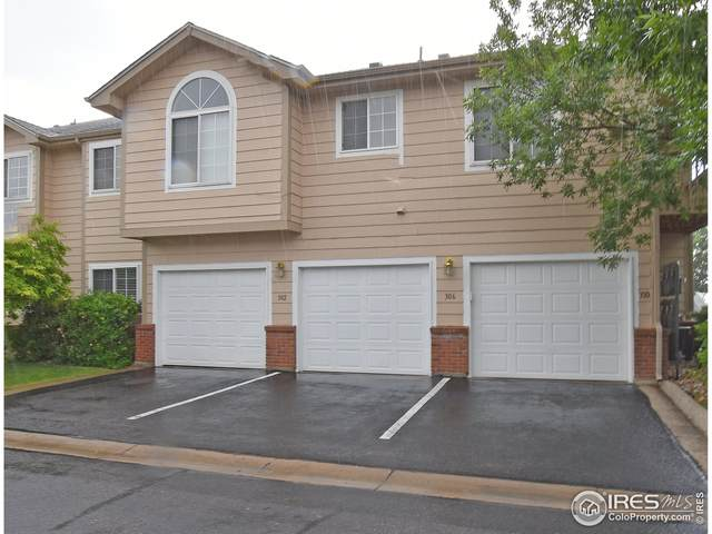 5151 W 29th St #302, Greeley, CO 80634 (MLS #944475) :: Bliss Realty Group