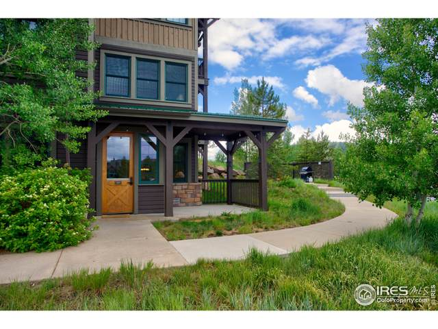 4101 Blue Sky Trl 4-101, Granby, CO 80446 (MLS #944488) :: Bliss Realty Group