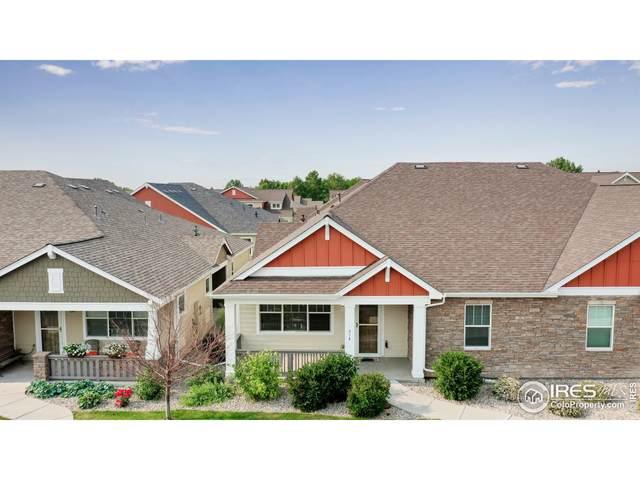 4751 Pleasant Oak Dr #14, Fort Collins, CO 80525 (MLS #944525) :: Jenn Porter Group