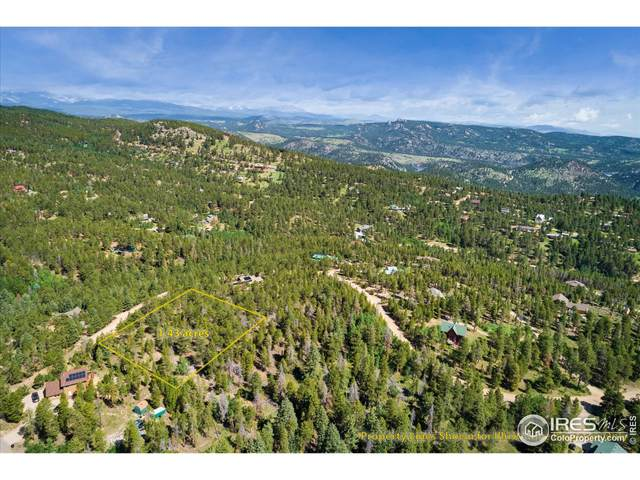 0 Crescent Lake Rd, Golden, CO 80403 (MLS #944526) :: Tracy's Team