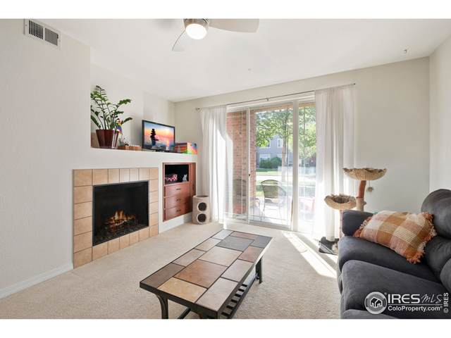 2450 Windrow Dr #106, Fort Collins, CO 80525 (MLS #944532) :: Downtown Real Estate Partners