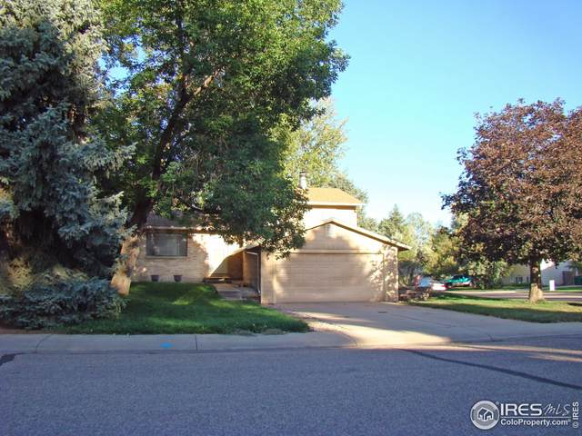 3536 Kingston Cir, Fort Collins, CO 80525 (MLS #944549) :: Tracy's Team