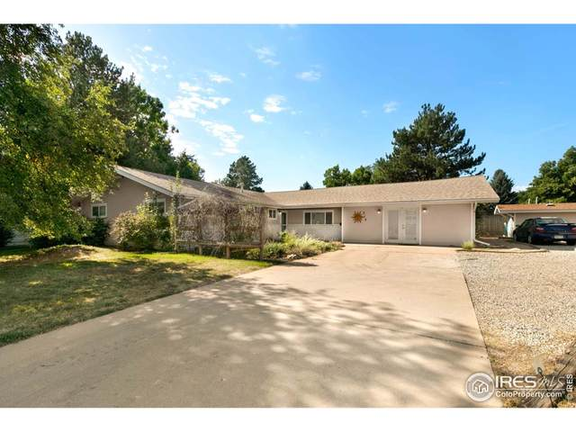 819 W Prospect Rd, Fort Collins, CO 80526 (#944574) :: Kimberly Austin Properties