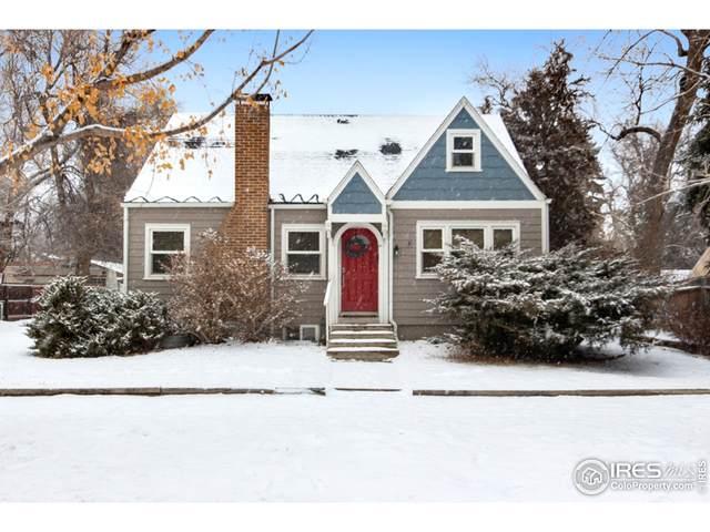 416 Locust St, Fort Collins, CO 80524 (MLS #944575) :: Kittle Real Estate
