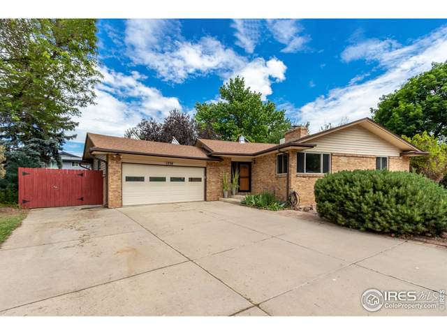 1338 Horizon Ln, Longmont, CO 80501 (#944578) :: Kimberly Austin Properties