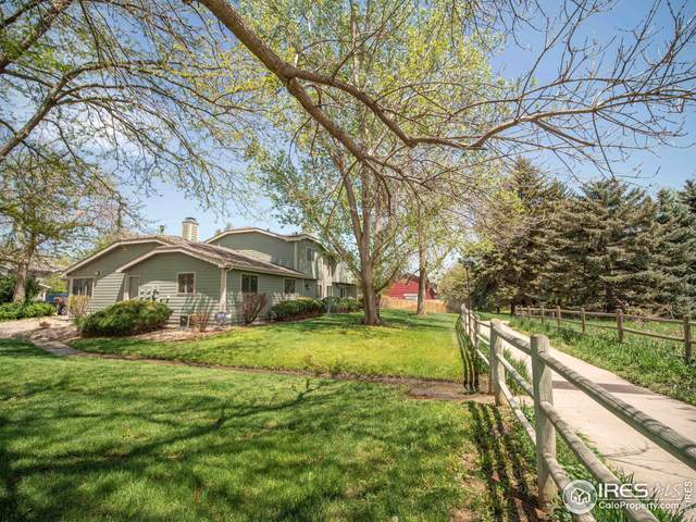 931 E Prospect Rd A, Fort Collins, CO 80525 (MLS #944585) :: Bliss Realty Group