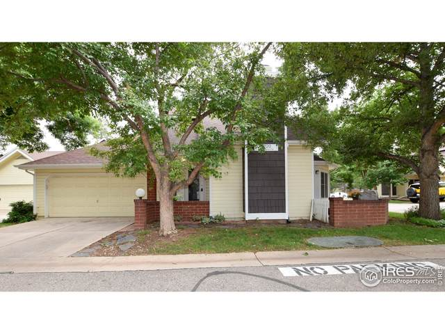 1020 Cunningham Dr #4, Fort Collins, CO 80526 (#944601) :: The Griffith Home Team