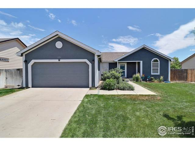 331 S Maple Ave, Eaton, CO 80615 (MLS #944633) :: J2 Real Estate Group at Remax Alliance