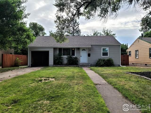 106 Avard Ave, Sterling, CO 80751 (MLS #944634) :: Jenn Porter Group