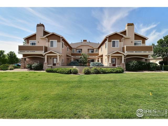 6607 W 3rd St #1401, Greeley, CO 80634 (MLS #944644) :: Bliss Realty Group