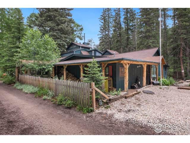 972 Fox Creek Rd, Glen Haven, CO 80532 (#944700) :: iHomes Colorado