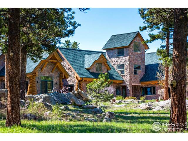 1260 Twin Sisters Rd, Nederland, CO 80466 (MLS #944705) :: J2 Real Estate Group at Remax Alliance