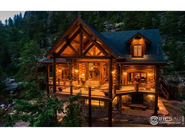 285 Alpine Dr, Estes Park, CO 80517 (#944710) :: The Griffith Home Team