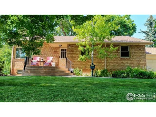 826 W Myrtle St, Fort Collins, CO 80521 (MLS #944714) :: J2 Real Estate Group at Remax Alliance