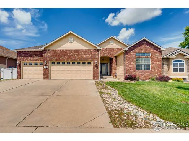 519 58th Ave, Greeley, CO 80634 (MLS #944720) :: Tracy's Team