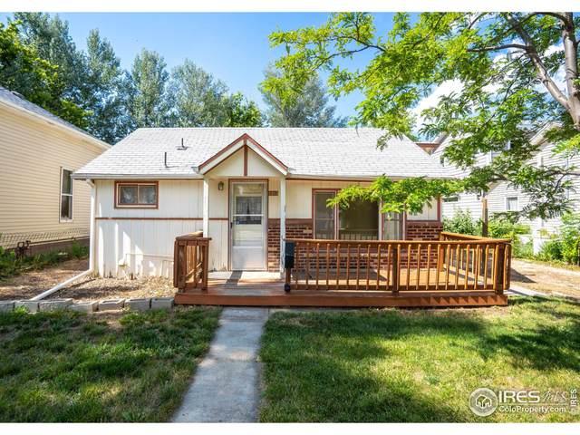1013 E 3rd St, Loveland, CO 80537 (MLS #944724) :: Jenn Porter Group