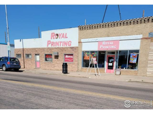 211 N Front St, Sterling, CO 80751 (MLS #944742) :: Bliss Realty Group