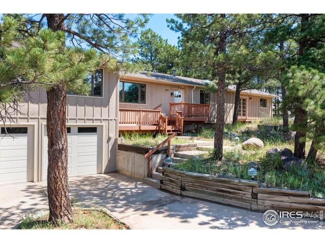 191 Alder Ln, Boulder, CO 80304 (MLS #944790) :: Tracy's Team