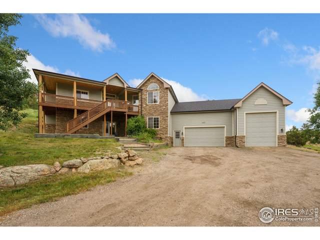 1425 Mount Moriah Rd, Livermore, CO 80536 (MLS #944805) :: Kittle Real Estate