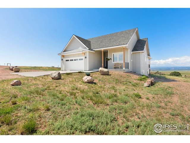 224 Chuckwagon Ln, Livermore, CO 80536 (MLS #944881) :: Downtown Real Estate Partners