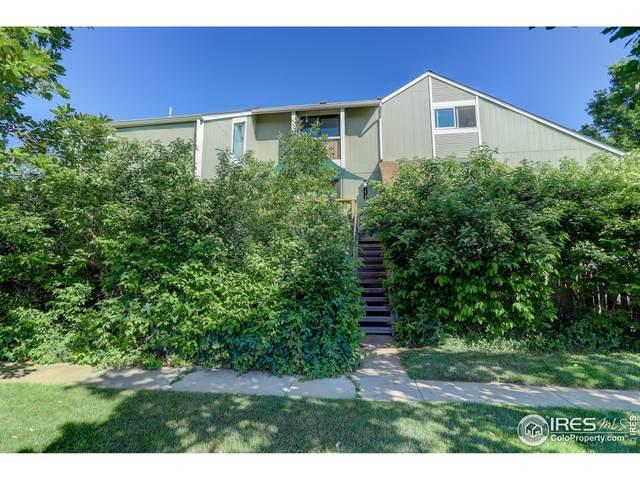 3228 Redstone Ln E- 8, Boulder, CO 80305 (#944884) :: The Griffith Home Team