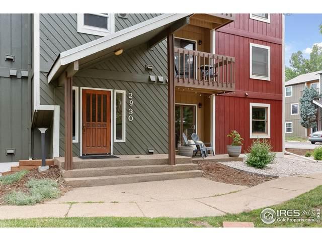 2930 Shadow Creek Dr #104, Boulder, CO 80303 (MLS #944912) :: Find Colorado