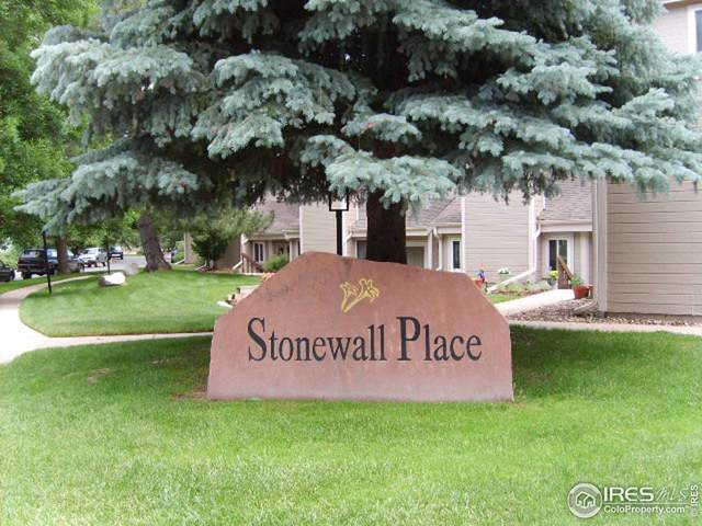 5530 Stonewall Pl #18, Boulder, CO 80303 (MLS #944956) :: You 1st Realty