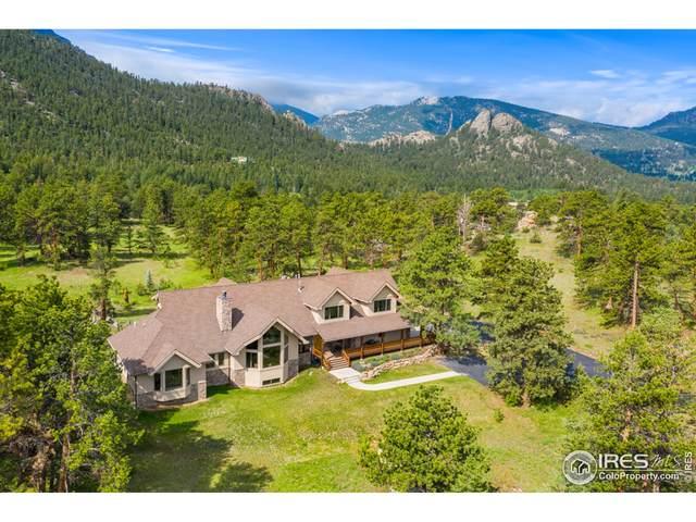3440 Saint Francis Way, Estes Park, CO 80517 (MLS #944962) :: Jenn Porter Group