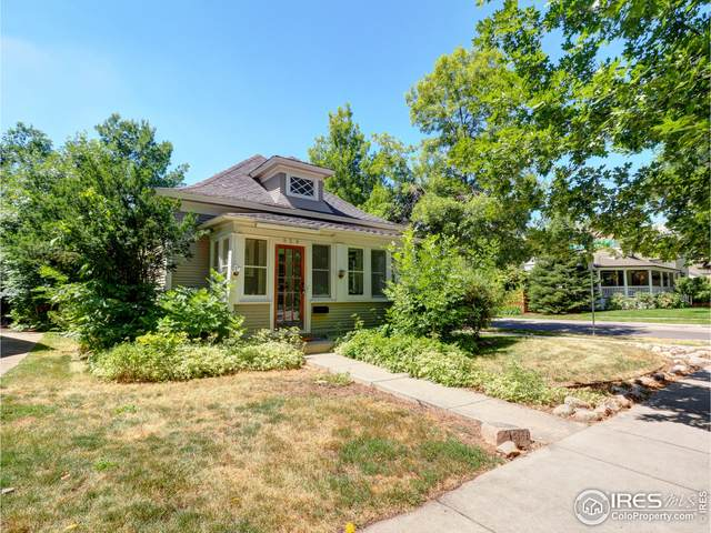 829 W Mountain Ave, Fort Collins, CO 80521 (#944989) :: iHomes Colorado