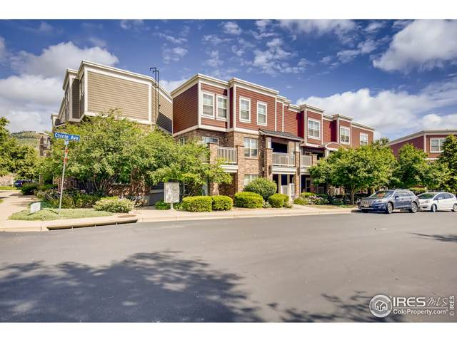 801 Chinle Ave #8, Boulder, CO 80304 (MLS #945005) :: Bliss Realty Group