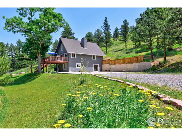6836 Olde Stage Rd, Boulder, CO 80302 (MLS #945033) :: Tracy's Team