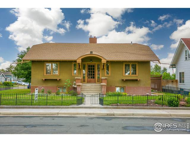 801 Forest St, Milliken, CO 80543 (MLS #945087) :: Downtown Real Estate Partners