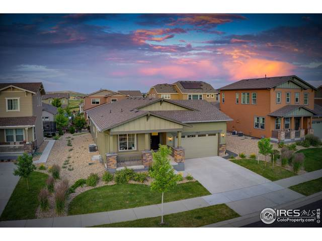 1811 Wright Dr, Erie, CO 80516 (#945093) :: Kimberly Austin Properties