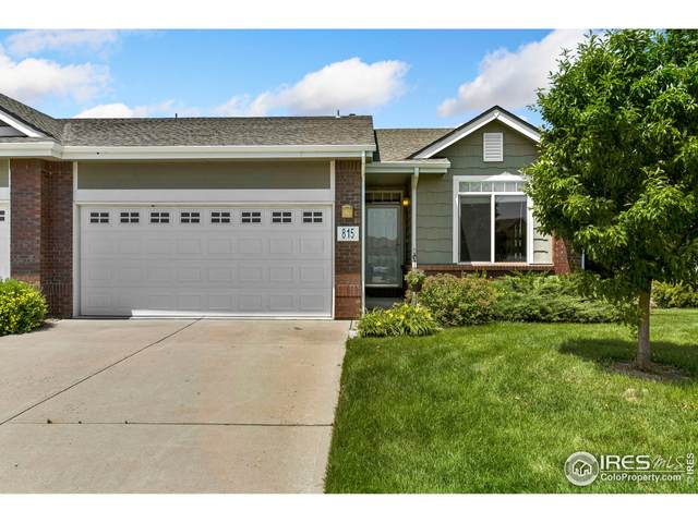 815 63rd Ave B, Greeley, CO 80634 (MLS #945097) :: Bliss Realty Group