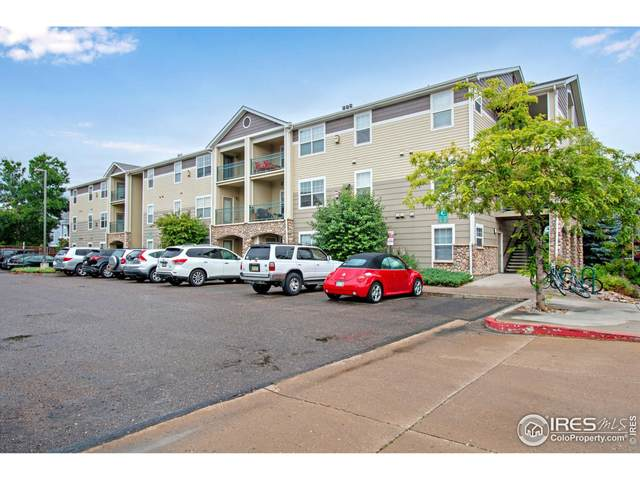 2226 W Elizabeth St #304, Fort Collins, CO 80521 (MLS #945098) :: J2 Real Estate Group at Remax Alliance