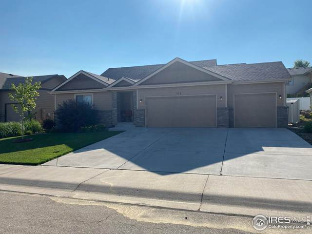 712 61st Ave Ct, Greeley, CO 80634 (MLS #945100) :: Bliss Realty Group