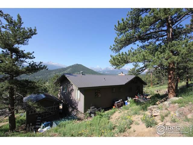 2251 Upper High Dr, Estes Park, CO 80517 (MLS #945126) :: J2 Real Estate Group at Remax Alliance