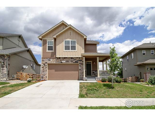 1974 Blue Yonder Way, Fort Collins, CO 80525 (MLS #945133) :: J2 Real Estate Group at Remax Alliance