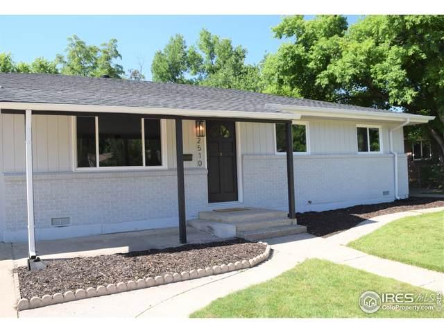 2510 Fremont St, Boulder, CO 80304 (MLS #945134) :: Tracy's Team