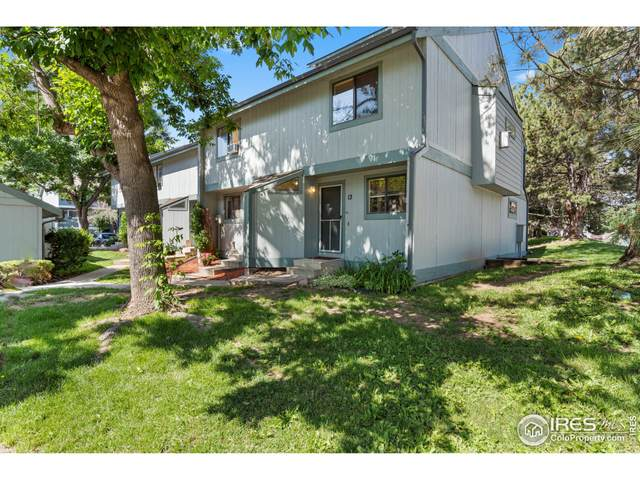 1610 Westbridge Dr #13, Fort Collins, CO 80526 (MLS #945136) :: Bliss Realty Group