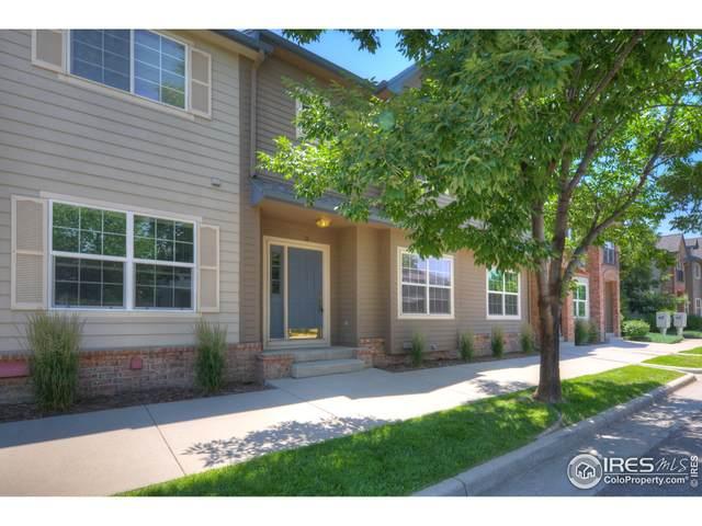 1212 S Emery St H, Longmont, CO 80501 (MLS #945146) :: Bliss Realty Group
