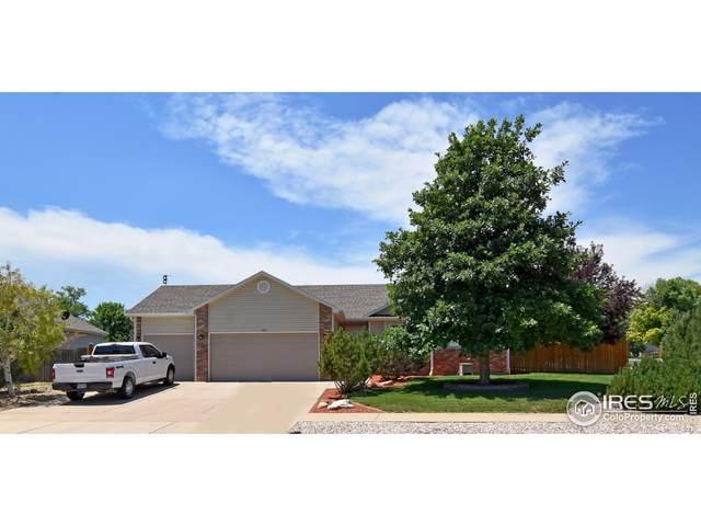 3421 Santa Fe Ave, Evans, CO 80620 (MLS #945150) :: J2 Real Estate Group at Remax Alliance