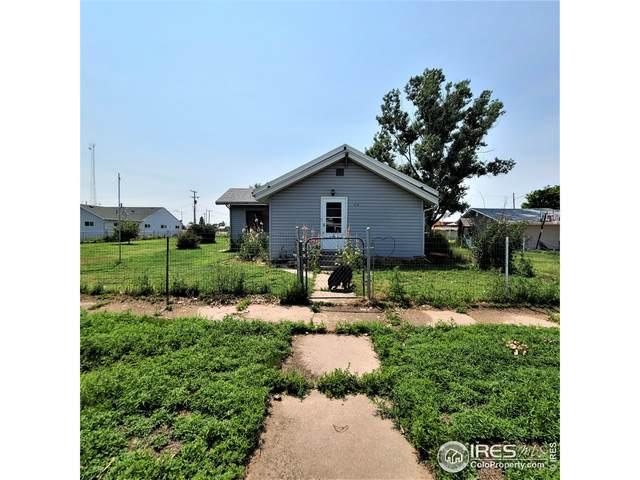 106 N Custer Ave, Fleming, CO 80728 (MLS #945165) :: Jenn Porter Group