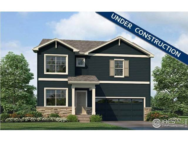 208 N 66th Ave, Greeley, CO 80634 (MLS #945172) :: Tracy's Team