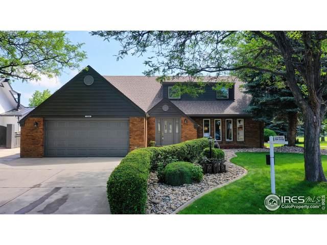 3040 Glendevey Dr, Loveland, CO 80538 (MLS #945182) :: J2 Real Estate Group at Remax Alliance