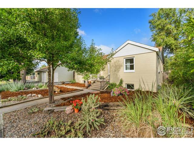 2271 N Garfield Ave, Loveland, CO 80538 (MLS #945189) :: Downtown Real Estate Partners
