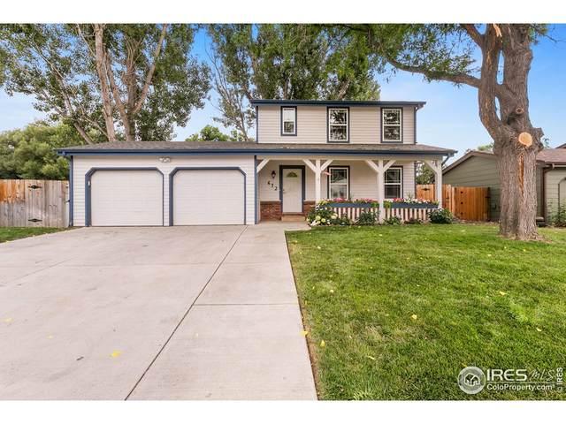 672 Hanna St, Fort Collins, CO 80521 (MLS #945195) :: Jenn Porter Group