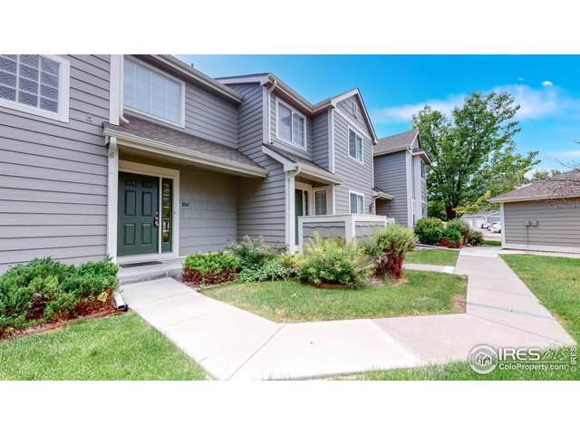 2120 Timber Creek Dr #6, Fort Collins, CO 80528 (MLS #945234) :: J2 Real Estate Group at Remax Alliance