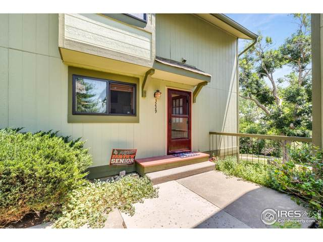 3229 Redstone Rd 10B, Boulder, CO 80305 (#945240) :: The Griffith Home Team