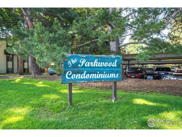 1305 Kirkwood Dr #101, Fort Collins, CO 80525 (MLS #945241) :: J2 Real Estate Group at Remax Alliance